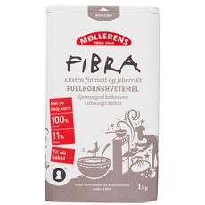 Møllerens Fibra Fullkornshvetemel