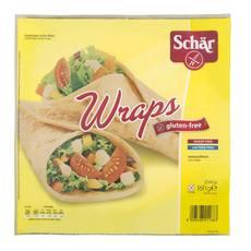 Schär Wraps