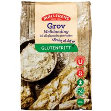 Møllerens Grov Melblanding, glutenfri