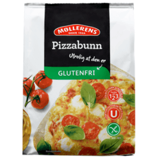 Møllerens Pizzabunn, Glutenfri