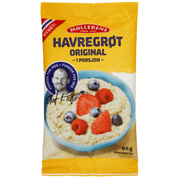 Møllerens Havregrøt Original