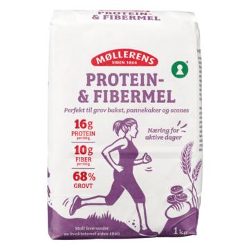 Møllerens Protein- og Fibermel