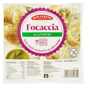 Møllerens Focaccia
