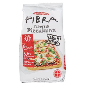 Møllerens Fibra Pizzabunn