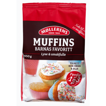 Møllerens Muffins