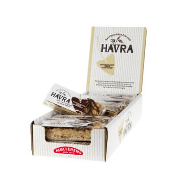 Møllerens Havra Bar med Sjokolade