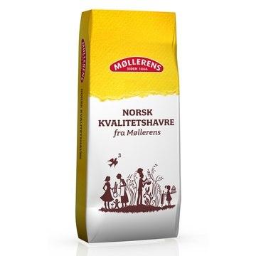 Møllerens Havregryn Lettkokt