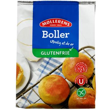 Møllerens Boller, Glutenfri