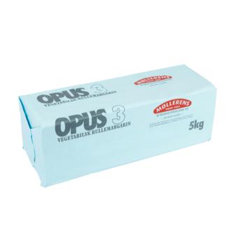 Opus 3 Rullemargarin