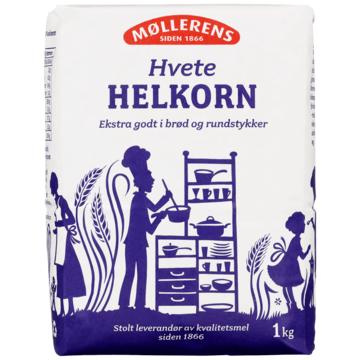 Møllerens Hvete Helkorn