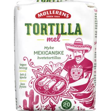 Møllerens Tortillamel