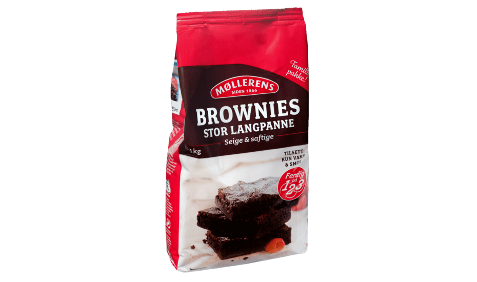 Møllerens Brownies