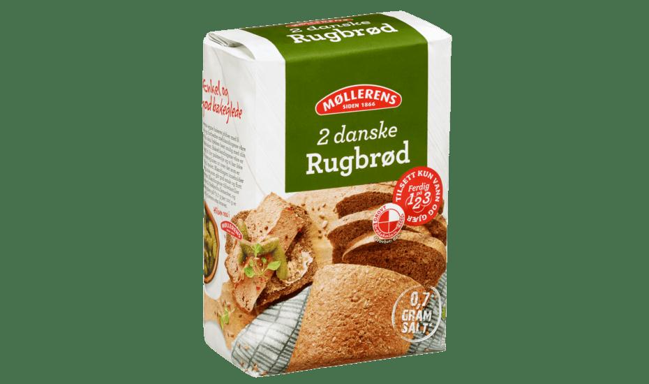 Møllerens Dansk Rugbrød