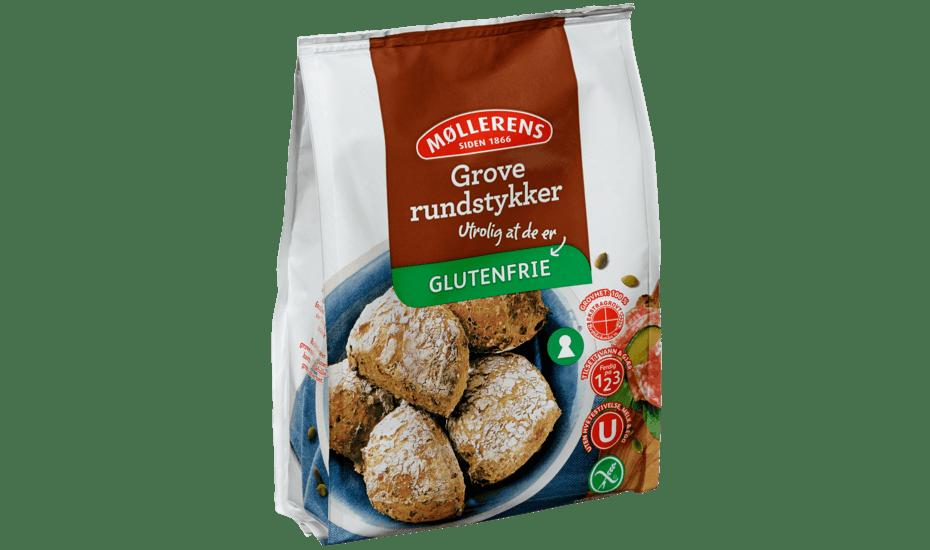 Møllerens Grove Rundstykker, Glutenfri