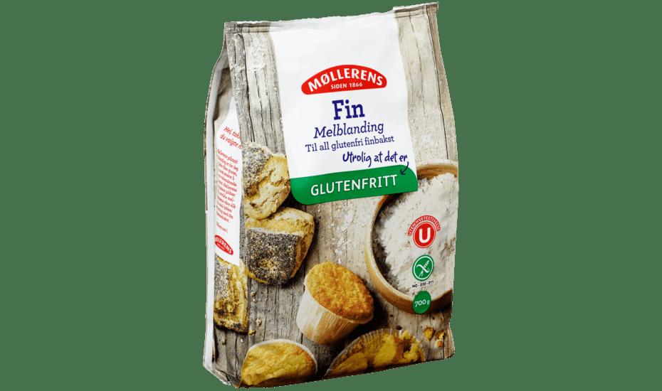 Møllerens Fin Melblanding, glutenfri