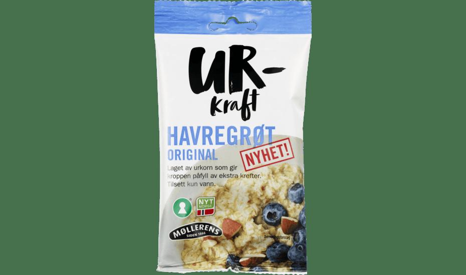Møllerens Urkraft Havregrøt Original