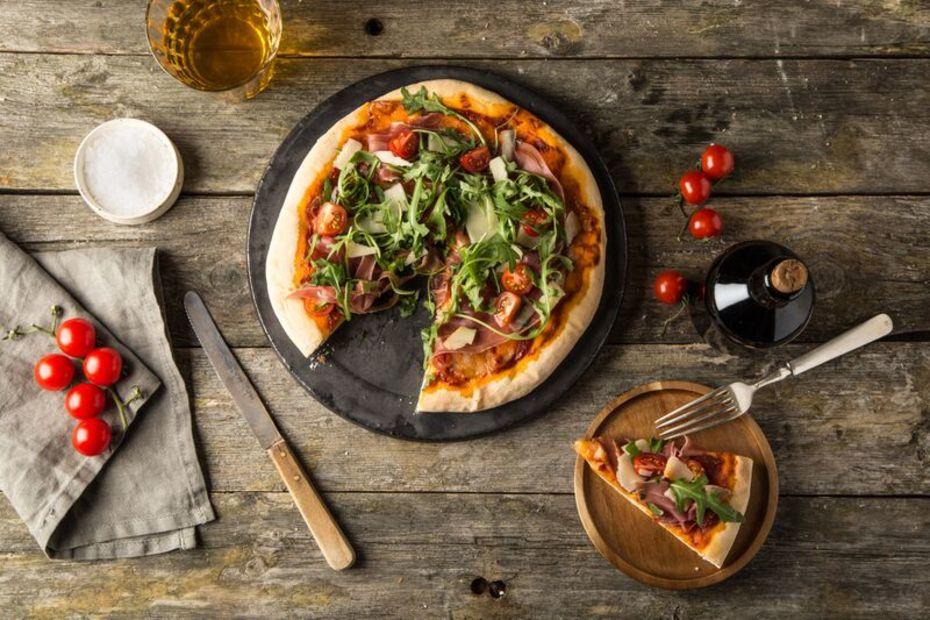møllerens pizzadeig