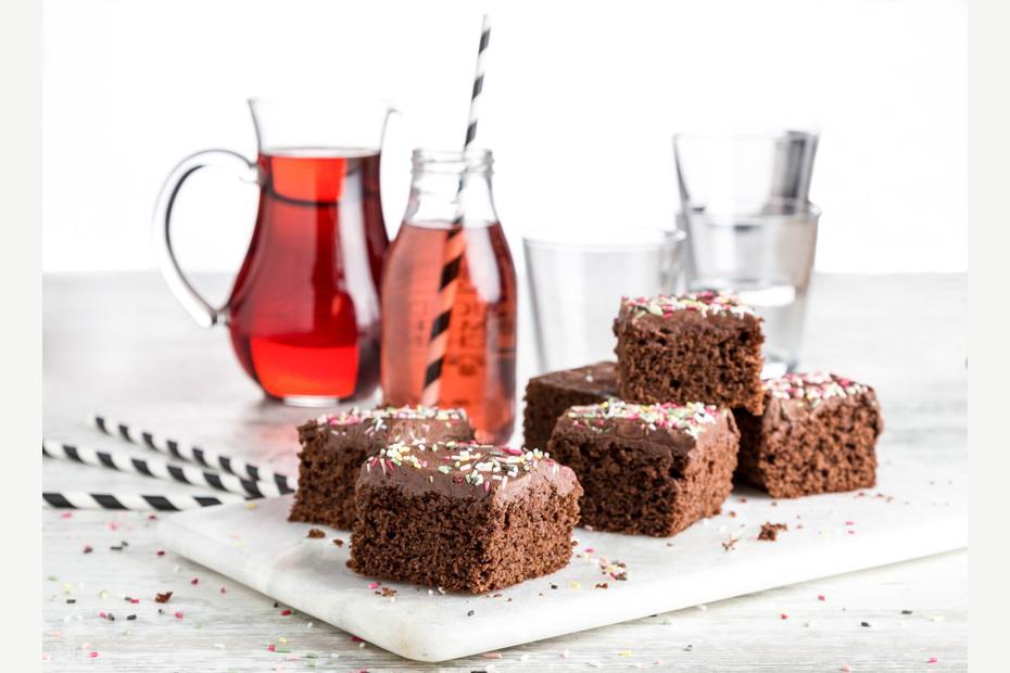 Langpanne sjokoladekake