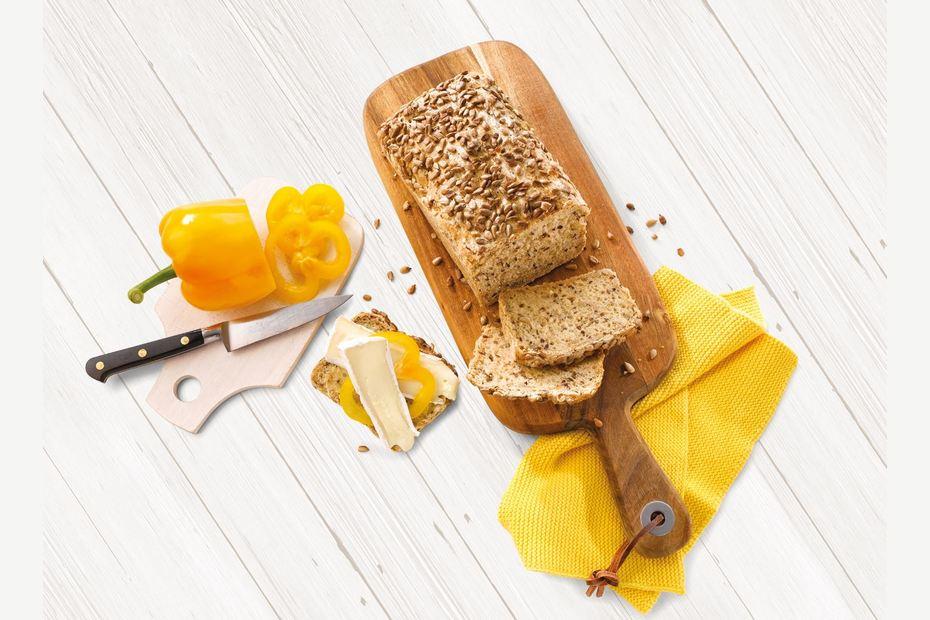 Fiberbrød, glutenfri