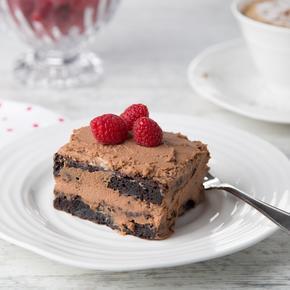Brownies med Sarah Bernard krem