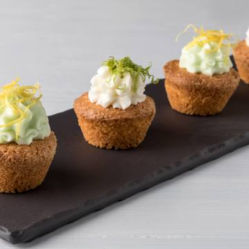 Mandel muffins petit, glutenfri