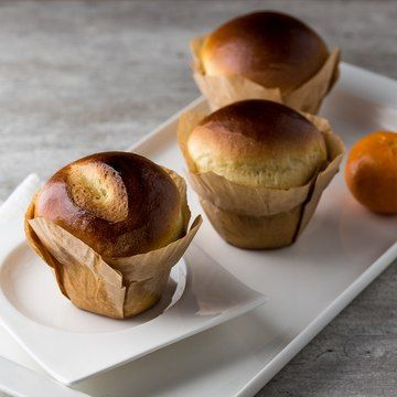 Appelsin-muffins