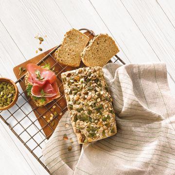 Grovbrød med havre, glutenfri