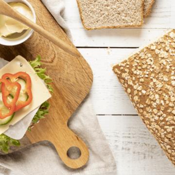Protein- og Fiberbrød