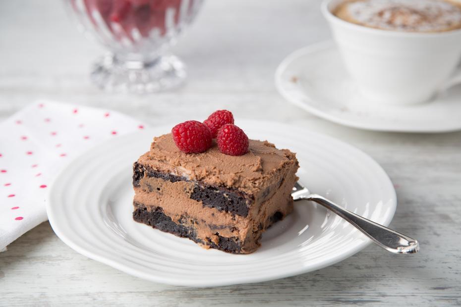 krem til brownies